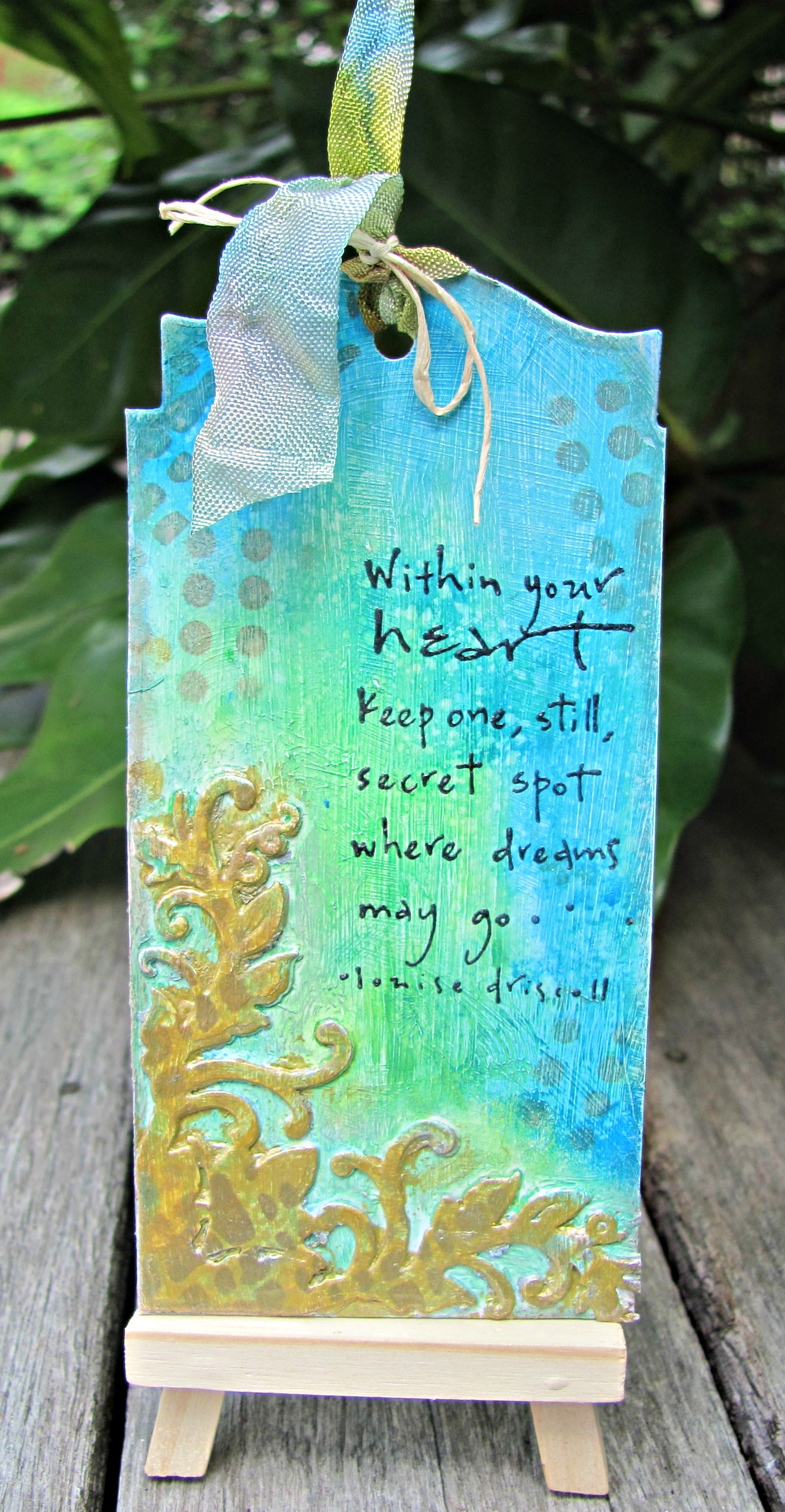 Within Your Heart Tag