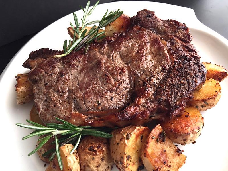 Rosemary Steak4