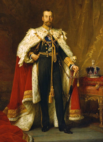 King George V, King of the United Kingdom and the British Dominions, Emperor of India