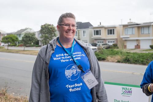 SF Walk to Cure Arthritis 2016