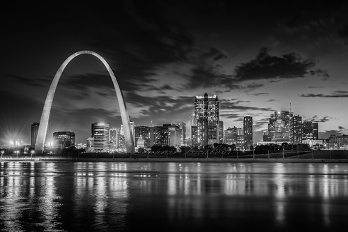 St. Louis from life of Ernest Hemingway