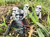 Training her troopers was a serious matter to Captain Phasma.