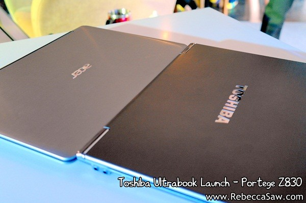 Toshiba Ultrabook - Portege Z830-14