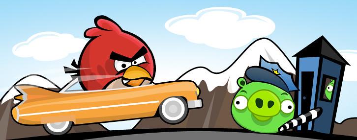 Культовые герои видеоигр: Злые птицы
