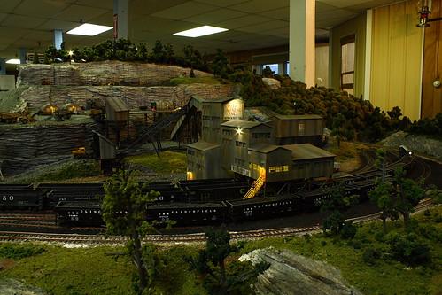 railroad club de model flood trains damage delaware delmar recovery delmarva dmrc dmrrc