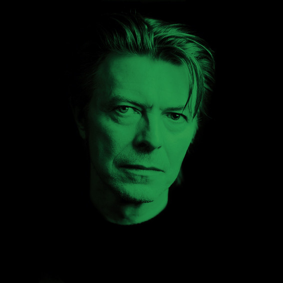 Green David Bowie