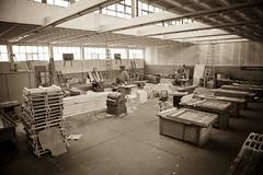 Industrial Decay الخصخصة وخراب شركة غزل شبين الكوم