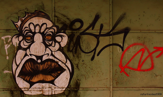 graffiti @ Vaartkom