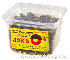 Milk Chocolate Covered Joe's Os