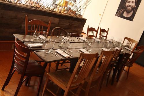 Harvest Restaurant - Restaurant - 624 East Market Street, Louisville, KY, United States
