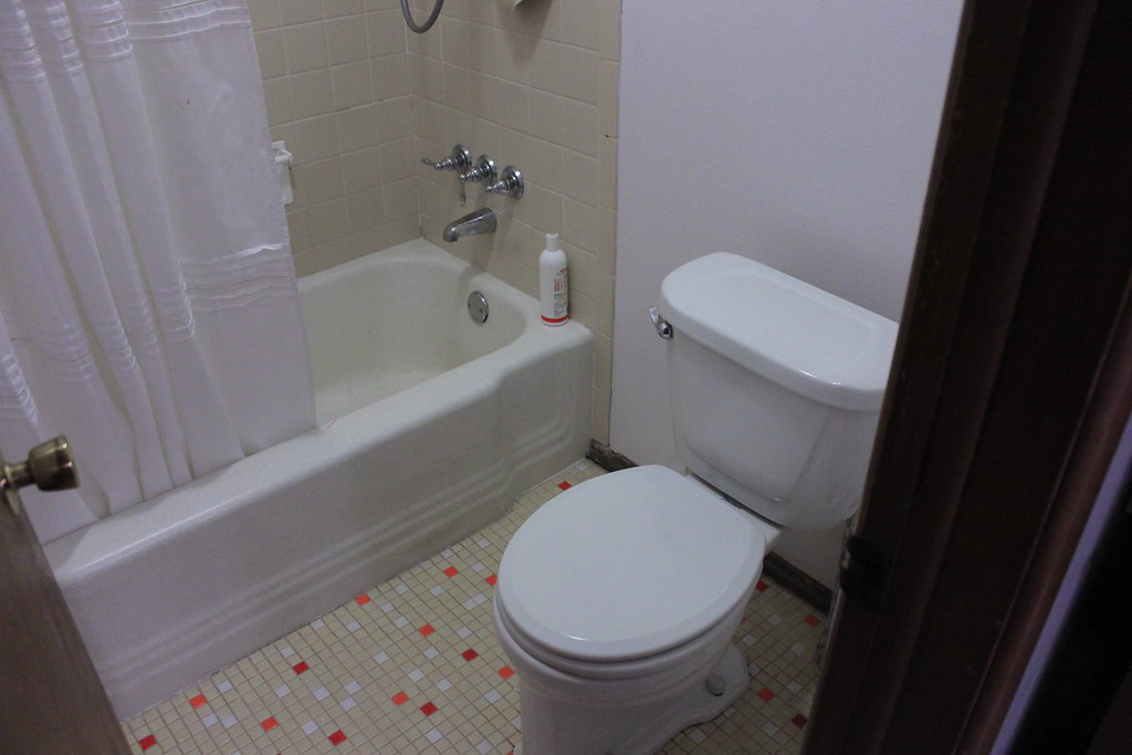 bathroom/guest reno