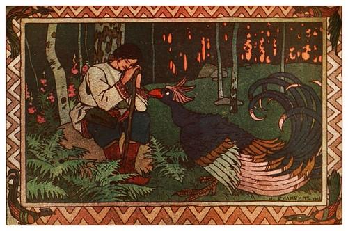 006-Maria Morevna-Russian-wonder tales ..1912-Ivan Jakovlevich Bilibin