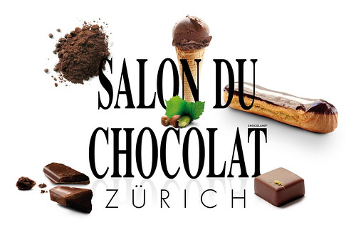 Salon du Chocolat, Zürich, Switzerland ~ March 30 - April 1, 2012