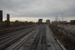 Rail lands