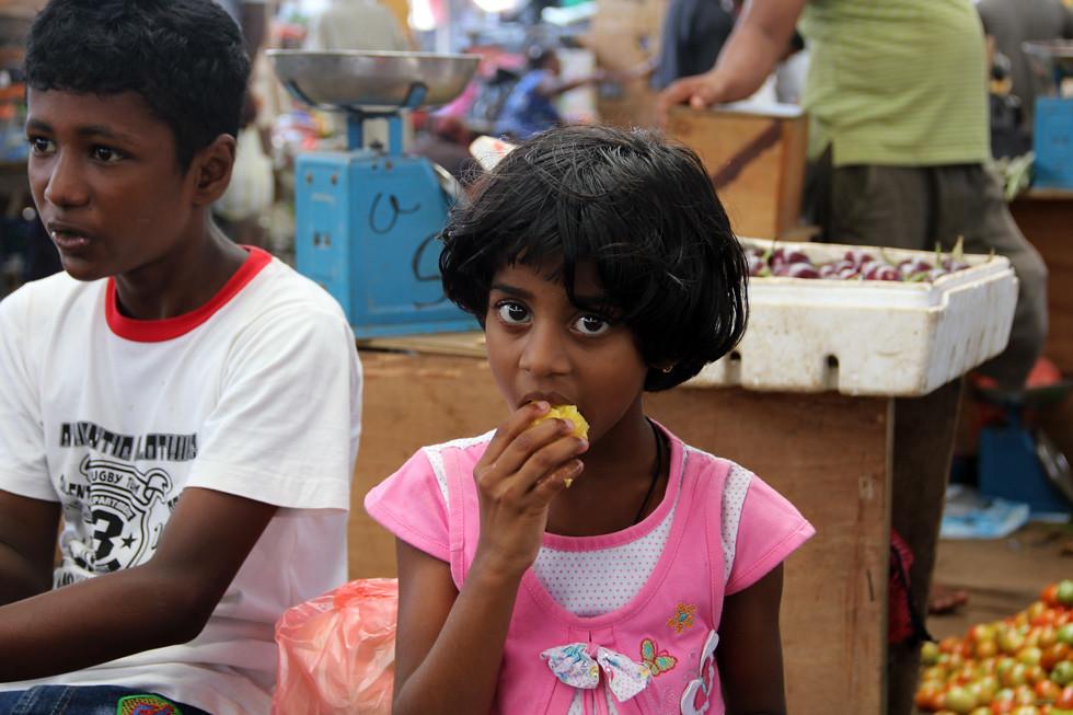 Pettah Market, Colombo, Sri Lanka