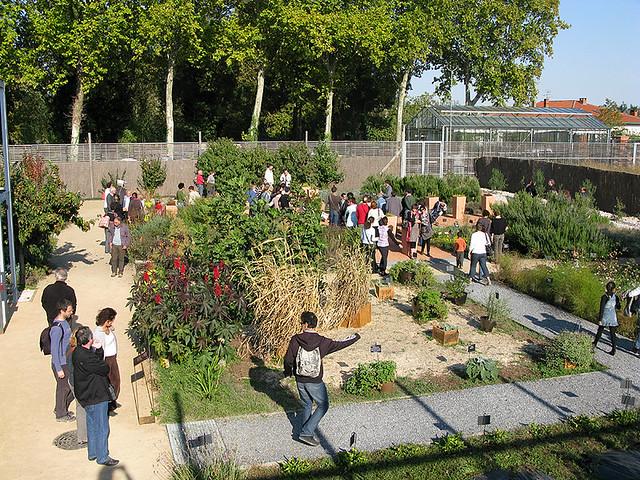Aux jardins concert le grain de la voix flickr photo for Le jardin aux epilobes