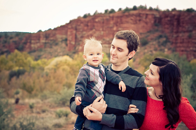 Family Photos, November 2011