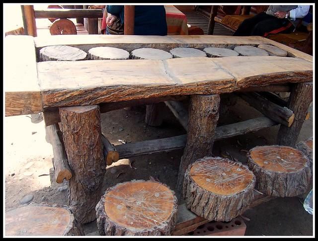 muebles ecologicos con arte e ingenio se logra hermosos muebles