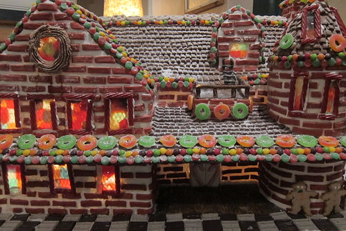 Harris Ranch: Gingerbread House