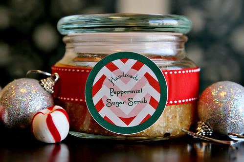 Peppermint Sugar Scrub 11