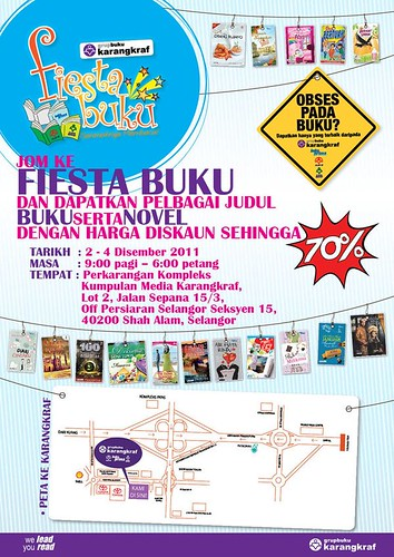 Fiesta Buku Karangkraf 2011