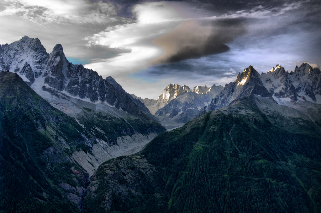 Tour du mont blanc photo