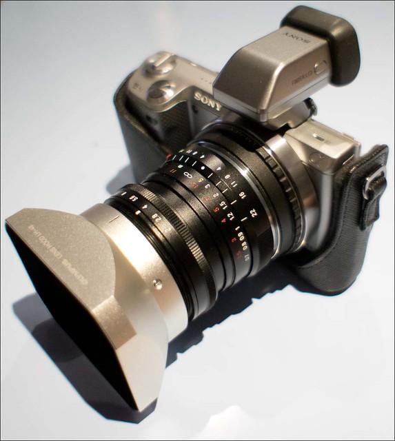 Sony NEX-5n Voigtlander 28mm f/2 Ultron