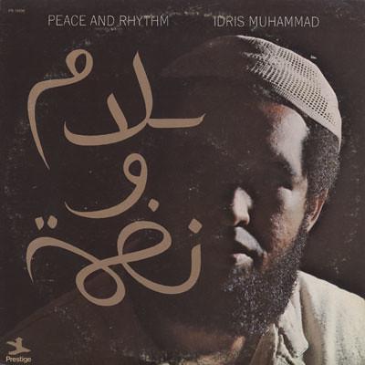 Idris Muhammad - Peace & Rhythm (1971) Front