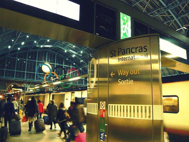 you know ... St. Pancras