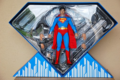 Christopher Reeve Superman (Hot Toys)