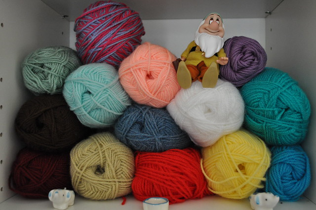 Yarn??Oh yeap!