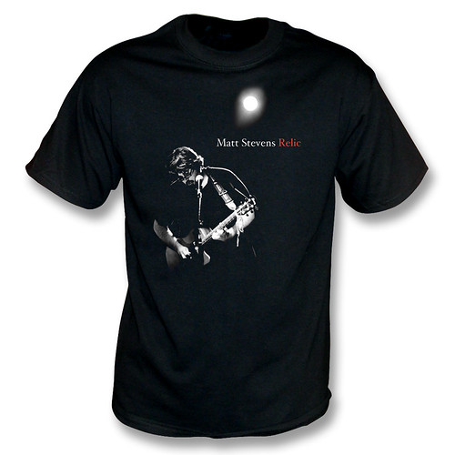 Limited Edition Relic T-Shirts Available Now by mattstevensguitar