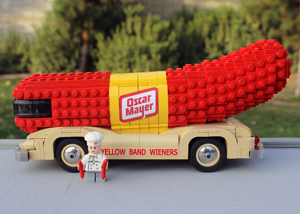 Page6 furthermore Wienermobile additionally 312018 Nintendo Ds Games additionally Delicious Lego Donut likewise The Insanity Of Faith. on lego wienermobile