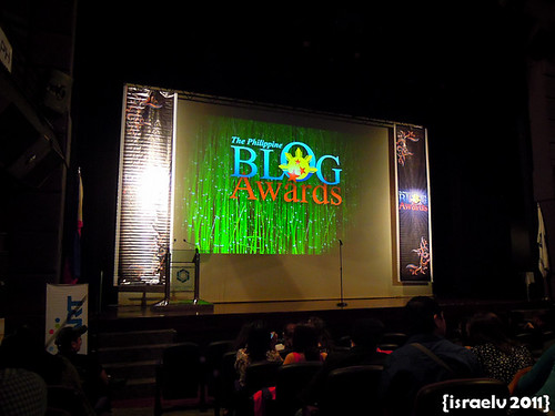 The Philippine Blog Awards by israelv
