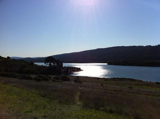 Crystal Springs Reservoir