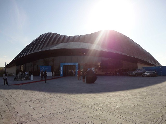 UAE Pavillion by Sir Norman Foster