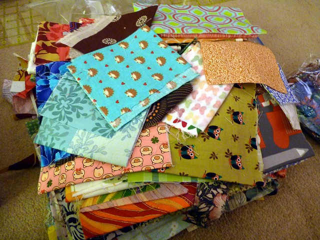 Scrap sorting