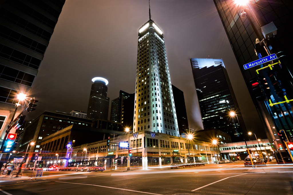 The Foshay Tower - Downtown Minneapolis