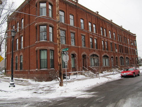 Old Apartments at 18th & Clinton