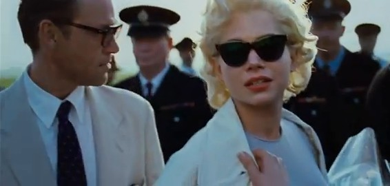 Michelle Williams commands attention in MY WEEK WITH MARILYN.