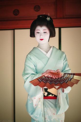 21710 紗矢佳 - Geiko Sayaka -