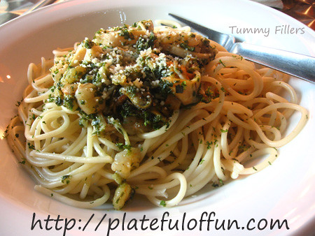 O' Railey's Cafe Pasta Pesto