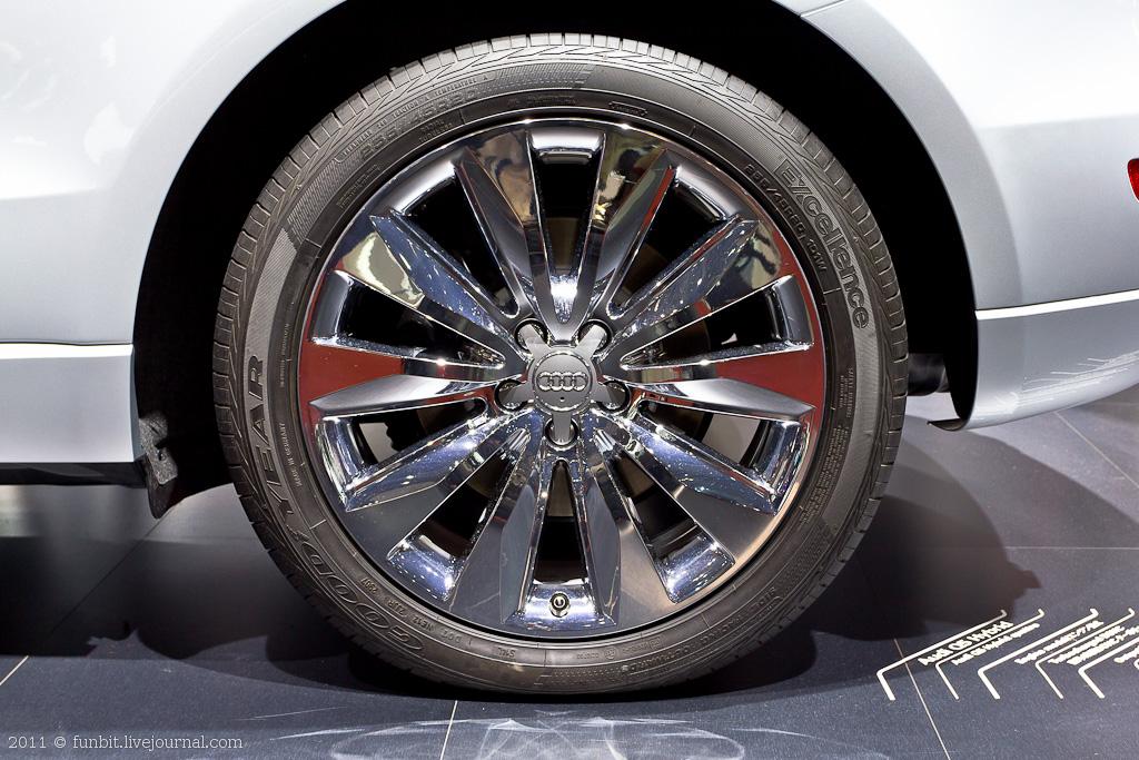 Motor Show - Audi 3