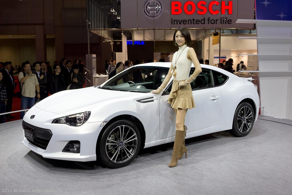 Motor Show - Subaru