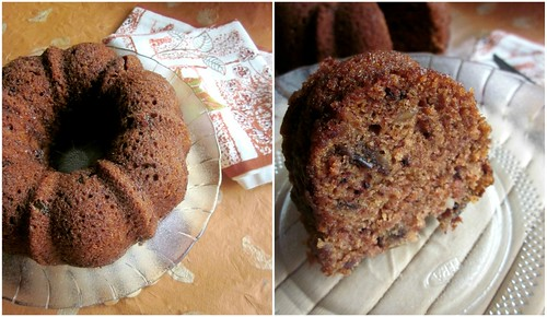 Easycooking: Eggless Dates-Fruit and Nut Cake