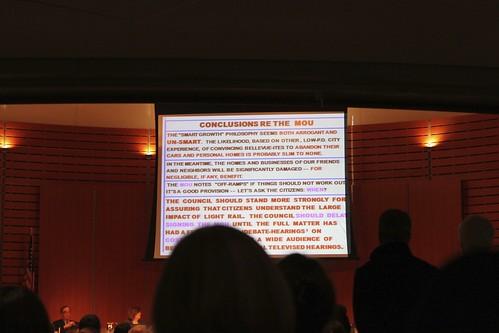 text-dense Powerpoint slide