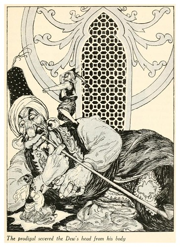 017-Forty-four Turkish fairy tales –principios del XX- ilustrado por Willy Pogany