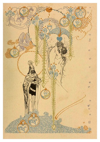 034- The tale of Lohengrin knight of the swan..1914 - ilustrado por Willy Pogany