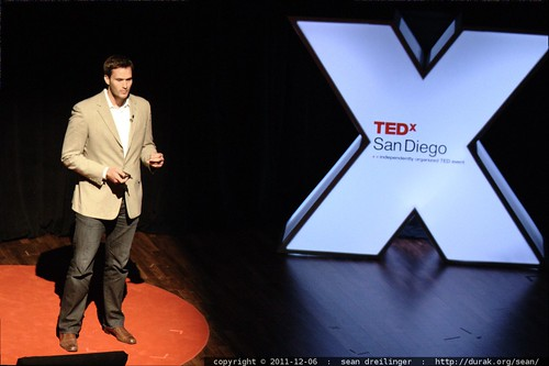 Jake Wood speaks to TEDxSanDiego about Team Rubicon    MG 4067