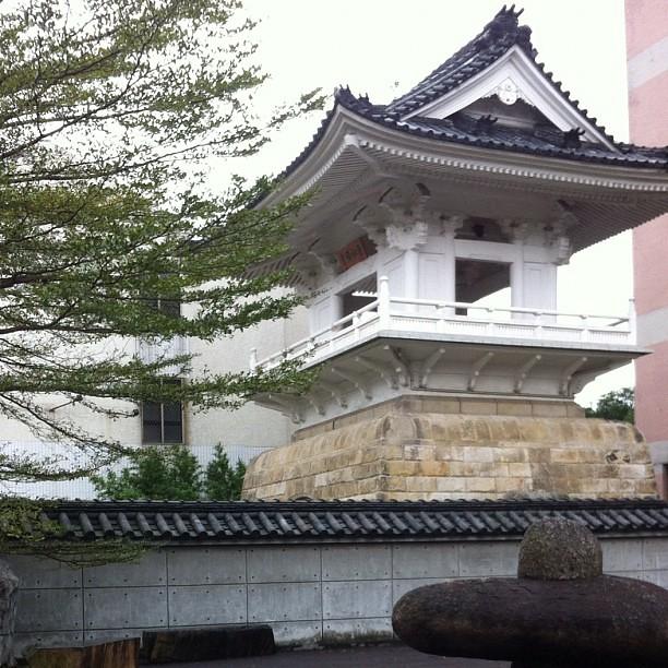 幸町第二站:東和禪寺鐘樓